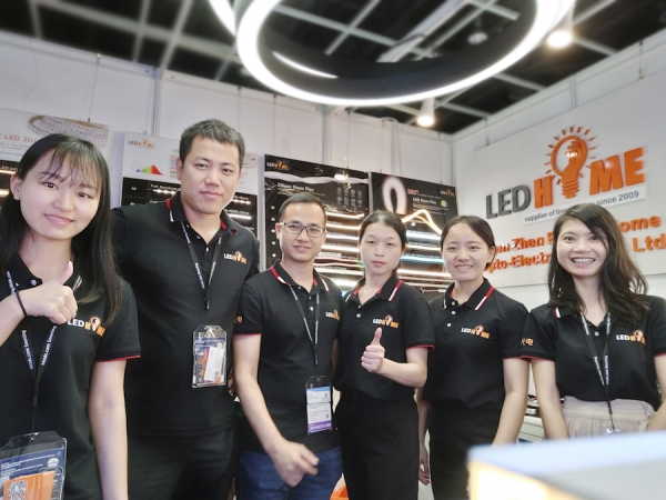 Success of Hong Kong Spring Lighting Exhibition 2019