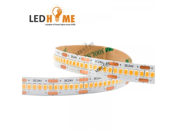 why choose IC built in constant current led strip?