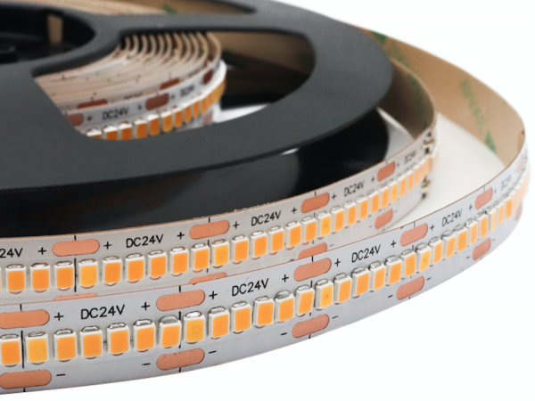 What's led strip without resistors?