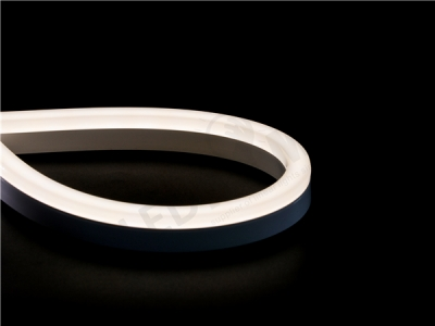 12x20mm 30 Meters RGBCCT Silicon Neon IP67  (Side view - Flat Head)