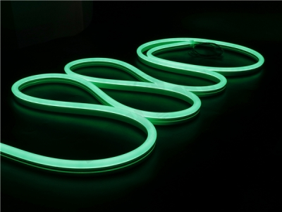 12X25mm 30 Meters RGB Silicon Neon IP67  (Side view - Dome Head)