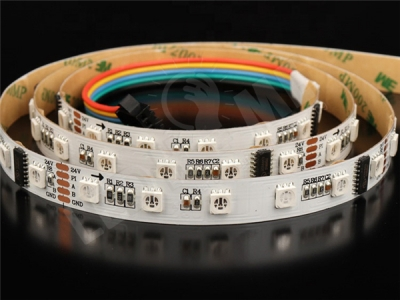 DMX512 flexible pixel strip