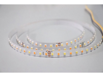 2835 120leds/m IC-built-in CCT strip