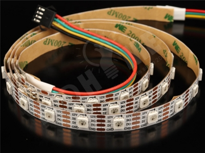 WS2815 flexible pixel strip